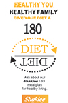 """Give your diet a """"180"""""""